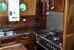 1. Küche Segelschiff HOOP OP WELVAART