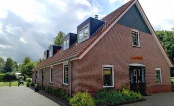Aussenansicht vom Gruppenhaus 00310779 Gruppenhaus DIFFELEN in Niederlande 7795 Diffelen für Gruppenfreizeiten