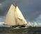 2. Aussenansicht Segelschiff Overwinning