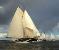 1. Wasser Segelschiff Overwinning