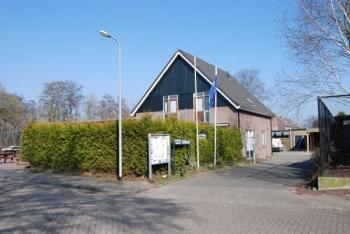 Aussenansicht vom Gruppenhaus 03313040 Gruppenhaus GIETHOORN in Niederlande 8355 Giethorn für Gruppenfreizeiten