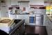 3. Küche Gruppenunterkunft HEEGERMEER