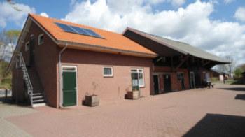 Aussenansicht vom Gruppenhaus 03313160 Gruppenunterkunft BOVENBERG in Niederlande NL-7475 MARKELO für Gruppenfreizeiten