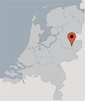 Aussenansicht vom Gruppenhaus 03313160 Gruppenunterkunft BOVENBERG in Niederlande 7475 Markelo für Gruppenfreizeiten