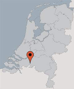 Karte von der Gruppenunterkunft 03313280 Gruppenhaus GEERSHOF in Dänemark 4851 ULVENHOUT für Kinderfreizeiten
