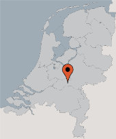 Aussenansicht vom Gruppenhaus 03313300 Grupenhaus OLPODA in Niederlande 6658 Beneden-Leeuwen für Gruppenfreizeiten