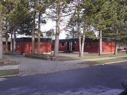 Weitere Aussenansicht vom Gruppenhaus 03453001 Bieringhus Efterskole in Dänemark 6705 Esbjerg für Gruppenreisen
