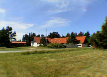 Aussenansicht vom Gruppenhaus 03453002 Gruppenhaus BULBJERG HUS in Dänemark 7741 Froestrup für Gruppenfreizeiten