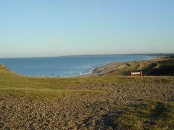 Bilder von Bademöglichkeiten vom Ferienhaus für Gruppen 03453002 Gruppenhaus BULBJERG HUS in Dänemark 7741 Froestrup für Jugendfreizeiten