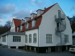 Nächste Bademöglichkeit vom Gruppenhaus 03453011 FEMMÖLLER EFTERSKOLE in Dänemark DK-8400 EBELTOFT für Kinderfreizeiten