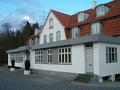 Aussenansicht vom Gruppenhaus 03453011 FEMMÖLLER EFTERSKOLE in Dänemark DK-8400 EBELTOFT für Gruppenfreizeiten