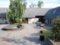 Aussenansicht vom Gruppenhaus 03453018 Gruppenhaus THORSGAARD EFTERSKOLE in Dänemark DK-9500 HOBRO für Gruppenfreizeiten
