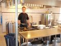 Küchenbild vom Gruppenhaus 03453018 Gruppenhaus THORSGAARD EFTERSKOLE in Dänemark DK-9500 HOBRO für Familienfreizeiten