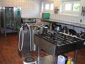 Küchenbild vom Gruppenhaus 03453023 HOBRO EFTERSKOLE in Dänemark DK-9500 HOBRO für Familienfreizeiten
