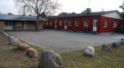 Weitere Aussenansicht vom Gruppenhaus 03453054 Gruppen-Ferienhaus HOEVE STRAND in Dänemark 4550 ASNAES für Gruppenreisen