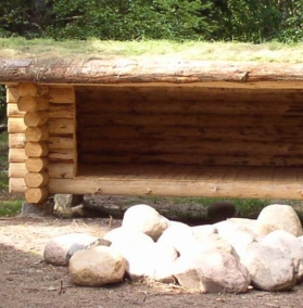 Bilder von Bademöglichkeiten vom Ferienhaus für Gruppen 03453054 HOEVE STRAND in Dänemark 4550 Asnaes für Jugendfreizeiten