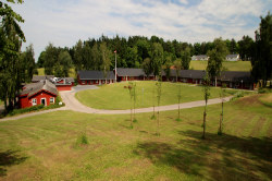 Weitere Aussenansicht vom Gruppenhaus 03453056 LINDENBORG EFERSKOLE in Dänemark DK-4000 ROSKILDE für Gruppenreisen