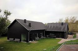 Weitere Aussenansicht vom Gruppenhaus 03453059 Selbstversorgerhaus Naltanglejren in Dänemark DK-6200 AABENRAA für Gruppenreisen