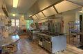 Küchenbild vom Gruppenhaus 03453062 JAEGERGAARDEN EFTERSKOLE in Dänemark DK-8500 GRENAA/ GJERRILD für Familienfreizeiten