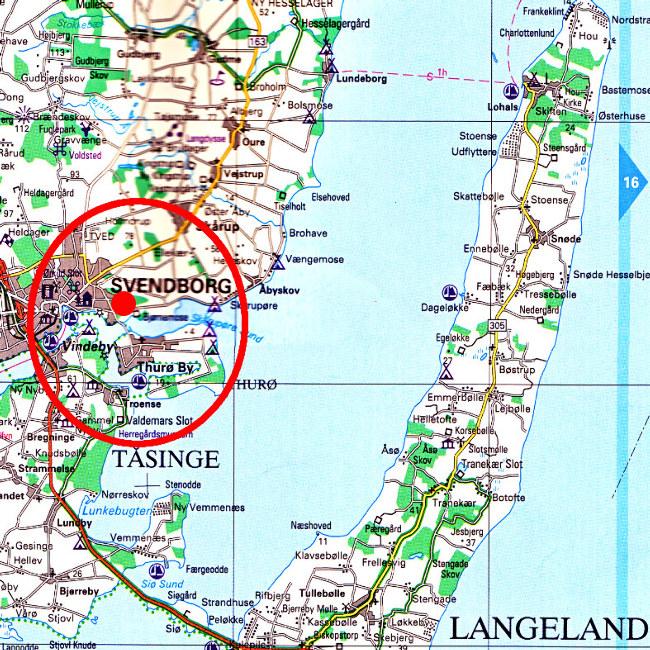 legoland dänemark karte Gruppenhaus Dänemark   Eine Efterskole nahe am Meer   was will man