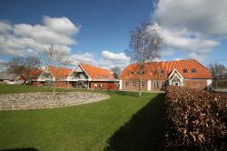 Weitere Aussenansicht vom Gruppenhaus 03453095 Gruppenhaus SKAMLING EFTERSKOLE in Dänemark 6093 SJOELUND für Gruppenreisen