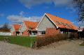 Aussenansicht vom Gruppenhaus 03453095 SKAMLING EFTERSKOLE in Dänemark 6093 Sjoelund für Gruppenfreizeiten