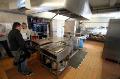 Küchenbild vom Gruppenhaus 03453095 SKAMLING EFTERSKOLE in Dänemark 6093 Sjoelund für Familienfreizeiten