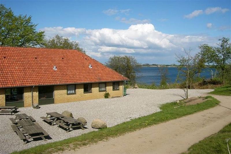 Aussenansicht von der Gruppenunterkunft 03453109 Gruppenhaus FREDERIKSHØJ in Dänemark 6200 Aabenraa für Jugendfreizeiten