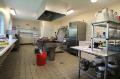 Küchenbild vom Gruppenhaus 03453109 Gruppenhaus FREDERIKSHØJ in Dänemark 6200 AABENRAA für Familienfreizeiten