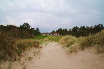 Bilder von Bademöglichkeiten vom Ferienhaus für Gruppen 03453122 Gruppenhaus SOLSBÆKHYTTEN in Dänemark 9300 Saeby für Jugendfreizeiten