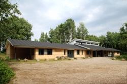 Weitere Aussenansicht vom Gruppenhaus 03453142 Gruppenhaus HOVBORG in Dänemark 5953 Tranekaer für Gruppenreisen