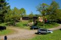 Ansicht Gruppenhaus SANDBJERG Dänemark