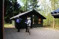 Aussenansicht vom Gruppenhaus 03453150 Ferienhaus SKOVHYTTERNE I MARBÆK in Dänemark 6710 Esbjerg für Gruppenfreizeiten