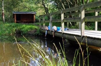Bilder von Bademöglichkeiten vom Ferienhaus für Gruppen 03453160 Gruppenhaus KONGEBAKKEN in Dänemark 9870 Sindal für Jugendfreizeiten