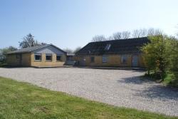 Weitere Aussenansicht vom Gruppenhaus 03453168 Gruppenunterkunft HELLETOFTE in Dänemark DK-5953 TRANEKAER für Gruppenreisen