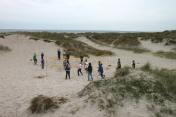 Nächste Bademöglichkeit vom Gruppenhaus 03453175 Gruppenunterkunft KLITTEN in Dänemark 9300 Saeby für Kinderfreizeiten