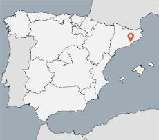 Aussenansicht vom Gruppenhaus 00340102 ZEBU<sup>®</sup>-Dorf PLATJA D ARO - L - in Spanien 17250  Platja d Aro für Gruppenfreizeiten