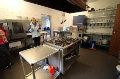 Küchenbild vom Gruppenhaus 03453222 Gruppenhaus DELBAKKEGÅRDS SKOLE in Dänemark 5932 Humble für Familienfreizeiten