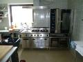 Küchenbild vom Gruppenhaus 03453230 Kursuscenter HO LEJRSKOLE in Dänemark 6857 Blavand für Familienfreizeiten