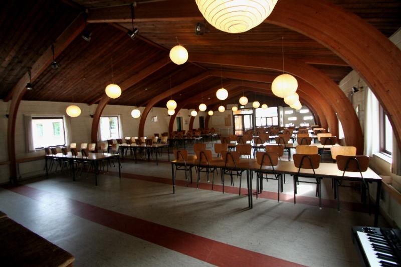 Aussenansicht von der Gruppenunterkunft 03453403 Gruppenhaus TONNESHØJ in Dänemark 6100 Haderslev für Jugendfreizeiten