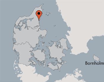 Karte von der Gruppenunterkunft 03453428 DOKKEDAL-Centeret in Dänemark 9280 Storvorde für Kinderfreizeiten
