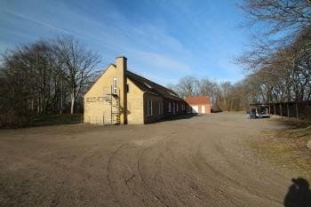 Bilder von Bademöglichkeiten vom Ferienhaus für Gruppen 03453429 Gruppenhaus ASSING  in Dänemark 6933 Kibaek für Jugendfreizeiten