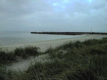 Bilder von Bademöglichkeiten vom Ferienhaus für Gruppen 03453448 Ferienhaus STRANDGÅRDEN in Dänemark 9370 Hals für Jugendfreizeiten