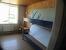 1. Schlafzimmer Ferienhaus STRANDGÅRDEN