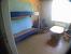 3. Schlafzimmer Ferienhaus STRANDGÅRDEN