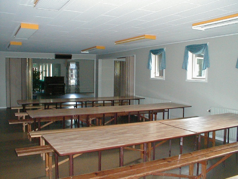 Aussenansicht von der Gruppenunterkunft 03453458 Gruppenhaus LM-LEJREN in Dänemark 3720 Aakirkeby für Jugendfreizeiten
