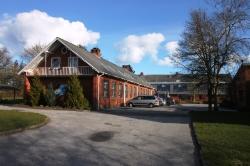Weitere Aussenansicht vom Gruppenhaus 03453460 Gruppenhaus BJERGET EFTERSKOLE in Dänemark 7741 FROESTRUP für Gruppenreisen