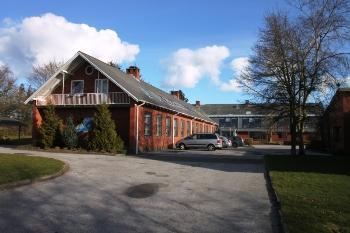 Aussenansicht vom Gruppenhaus 03453460 BJERGET EFTERSKOLE in Dänemark 7741 Froestrup für Gruppenfreizeiten