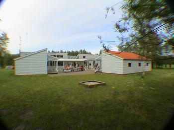 Aussenansicht vom Gruppenhaus 03453671 Gruppenhaus THOMAS P.HEJLES in Dänemark 4874 Gedser für Gruppenfreizeiten
