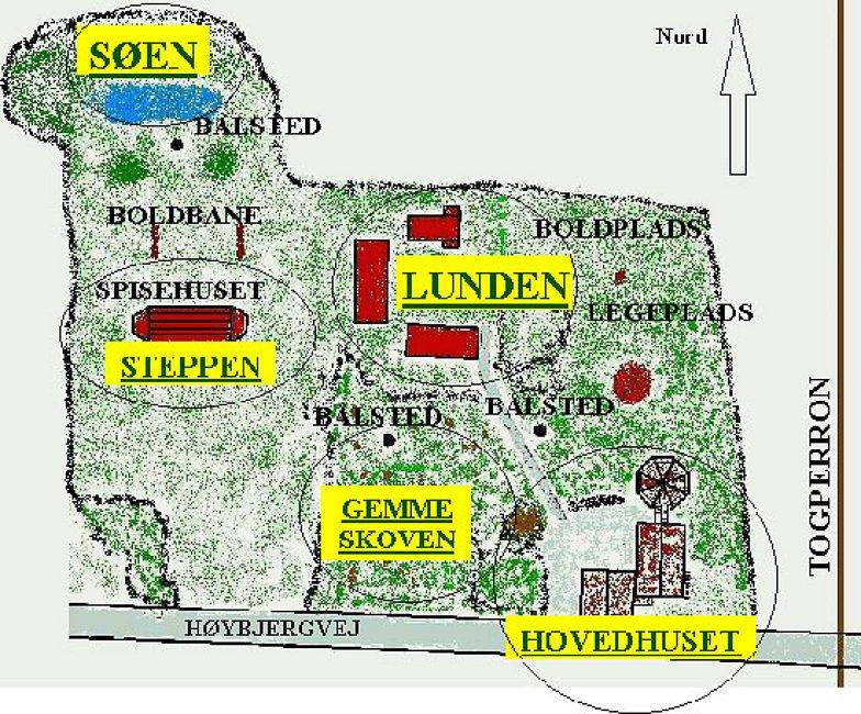 Grundrisse von der Gruppenunterkunft 03453677 Gruppenhaus VISBY FRITIDSCENTER in Dänemark 6261 Bredebro für Jugendfreizeiten